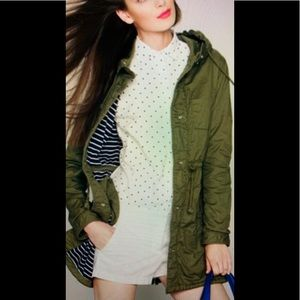 J. Crew Charlie Fatigue Jacket